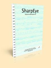 Notenscannen mit SharpEye
